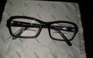Бифокальные, мультифокальные очки, линзы, их виды и использование