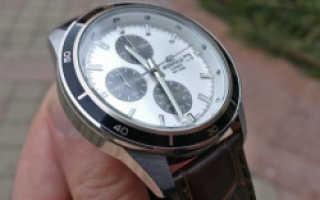 Часы Casio Edifice из линейки EFR-526