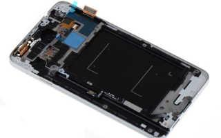 Вторая жизнь. Экс-флагман Samsung Galaxy Note 3. Опыт эксплуатации