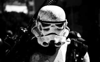 Звездные войны: 10 вещей, которые вы не знали о костюмах штурмовиков