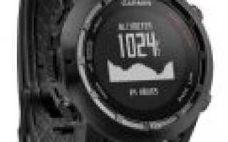 Тест GPS-часов Garmin Fenix 2: толстые и чудесно оснащенные