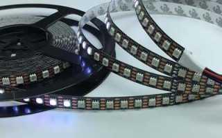 Светодиодная лента 5050 — характеристики, внешний вид, полный обзор. Видео.
