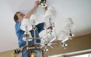 Как заменить лампочку в подвесном потолке — галогенную и светодиодную. Замена точечных ламп.
