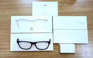 Очки Xiaomi ROIDMI B1  — отзывы