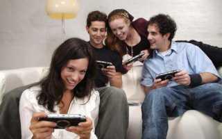 Обзор портативной игровой консоли Sony PSP-3000