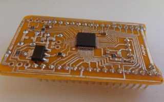 РадиоКот :: Безопасный  общедоступный состав для травления меди в домашних условиях.