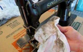 Настройка швейной машинки: как отрегулировать собственноручно