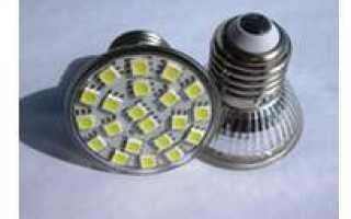 Схема драйвера для светодиодов 220