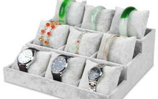 Подставка для часов своими руками