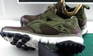 Обзор кроссовок производителя Rax