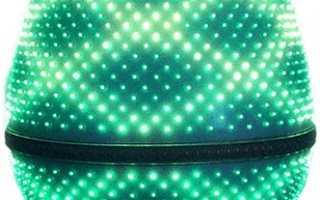 Проектирование и монтаж сборных световых объемно—декоративных конструкций