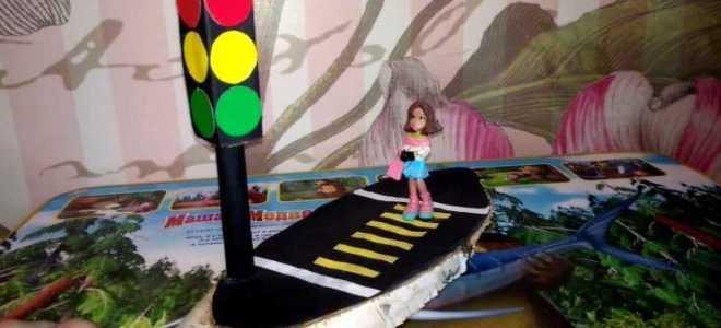 Поделка светофор: инструкция, как сделать простую поделку своими руками (100 фото лучших новинок)