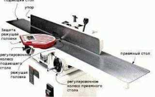 Идеальный ноль: настройка ножей строгального станка