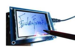Какие бывают Arduino LCD дисплеи