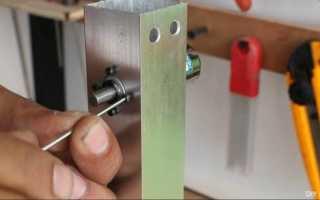 Применение мини фрезерных станков по металлу