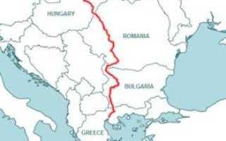 Европейский маршрут E79 — European route E79