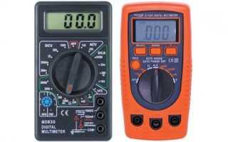 Мультиметр dt 838: инструкция по применению