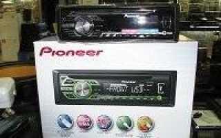 Как настроить магнитолу Pioneer в машине? Добиваемся хорошего звука »