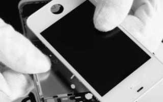 Выбираем отвертку для разборки iPhone