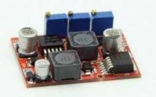 Как сделать стабилизатор тока для светодиодов?