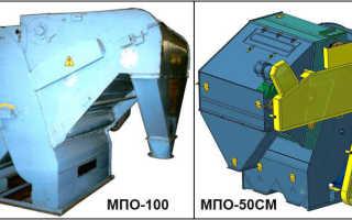 Организация мини-завода по производству муки