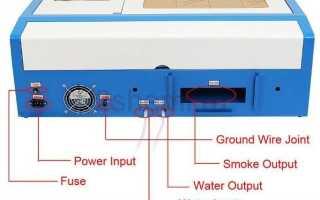 Как выбрать лазерный станок СО2 с ЧПУ — советы экспертов [2019]