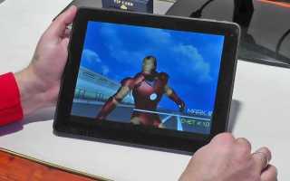 Pipo M6 3G — планшет с отличным экраном и встроенным 3G