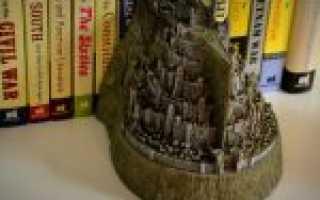 DIY: Ограничители (разделители) для книг своими рукамиHome Life Organization