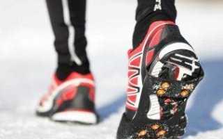 Кроссовки для бега с шипами