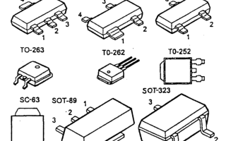 1B SMD NPN транзистор SOT-23 (BC846) 1b-sot-23