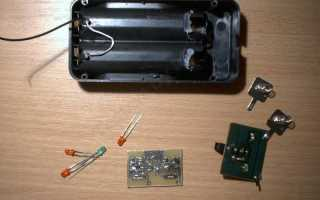 LTC4054 Контроллер заряда литиевых аккумуляторов