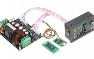 Недорогой USB StepUP/Down (boost/buck) конвертер XY-UP 1.2V-24V (3W)