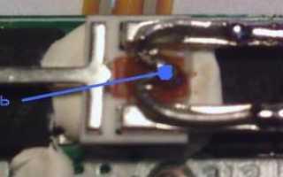 Восстановление аккумулятора ноутбука