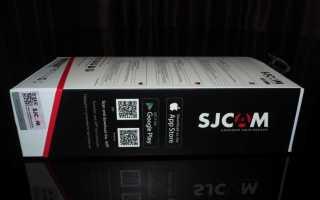 Обзор SJCAM SJ7 Star, экшн-камера с Real 4K. Сравнение с GoPro HERO5 Black