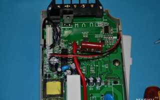 Для чего нужен частотник и как сделать его своими руками для трехфазного электродвигателя