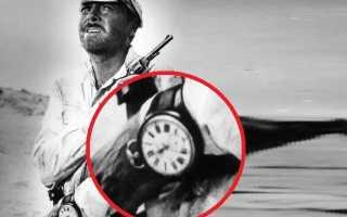 Огромные часы Сухова в фильме «Белое солнце пустыни». Что это были за часы? Часть 2.