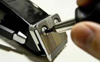 Как настроить машинку для стрижки волос: инструкция, особенности, советы