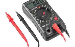 Как измерить емкость аккумулятора мультиметром: пошаговая инструкция
