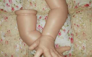Молды для изготовления кукол реборн
