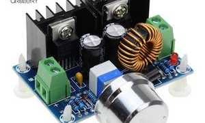 Доработка и сборка лабораторного блока питания на модульной электронике