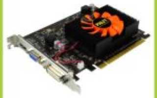 NVIDIA GeForce GT 630: технические характеристики и тесты