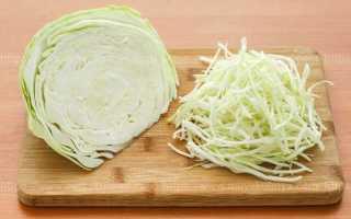 Как резать капусту для разных блюд