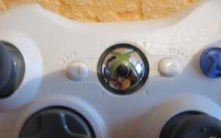 Оригинальный беспроводной XBox360 геймпад с USB-ресивером для ПК GBX-8736