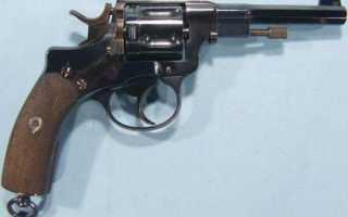 Револьвер Наган: технические характеристики, калибр, история и фото известного пистолета