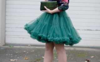 Юбка пачка — с чем носить? Фото. Девушке (девочке), ребенку. Фатиновую на праздник.