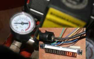 Датчик давления воды в системе водоснабжения: назначение, принцип работы, регулировка