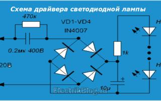Ремонт светодиодного светильника армстронг 1