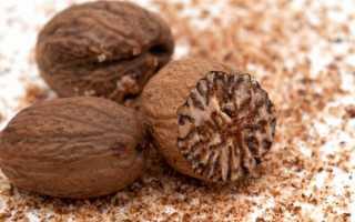 Мускатный орех с кефиром: правильная дозировка и эффект от употребления