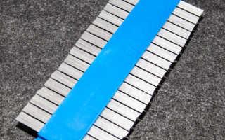 Шаблон Archimedes для перенесения контуров на плитку