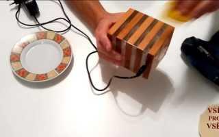 Идеи по изготовлению красивых самодельных ночников из светодиодов